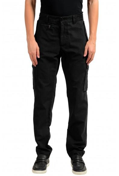 Dolce & Gabbana Men's Black Cargo Pants