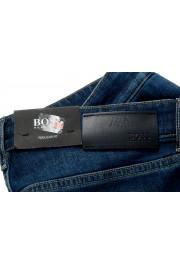 "Hugo Boss Men's ""Maine3"" Regular Fit Blue Wash Stretch Jeans: Picture 5"
