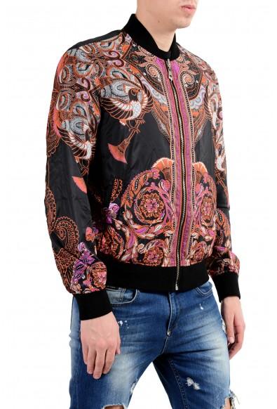 Versace Collection Men's Reversible Full Zip Windbreaker Jacket: Picture 2