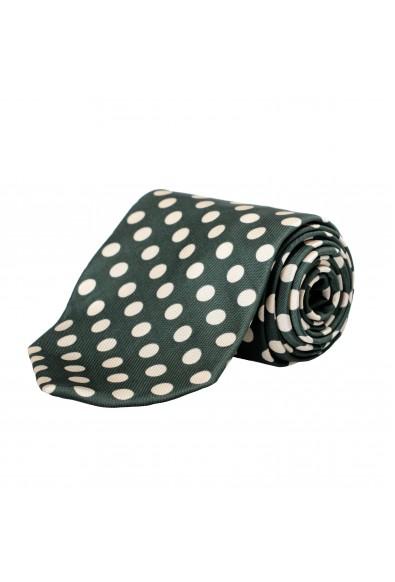 Gianfranco Ferre Men's Polka Dot Multi-Color Neck Tie