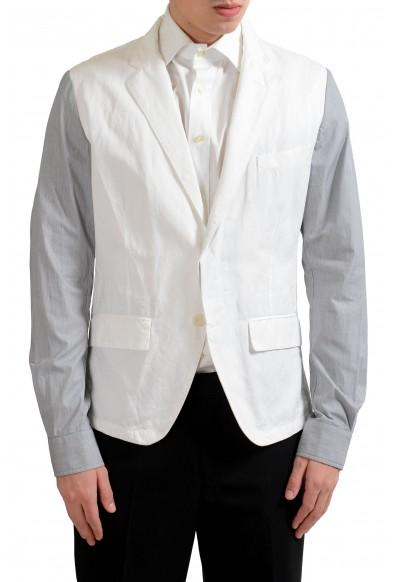 Dolce & Gabbana Men's Two Button Blazer Sport Coat