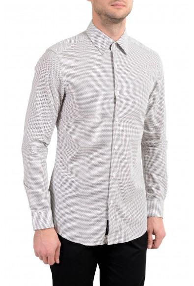 "Hugo Boss ""T-Curtis"" Men's Slim Long Sleeve Dress Shirt"