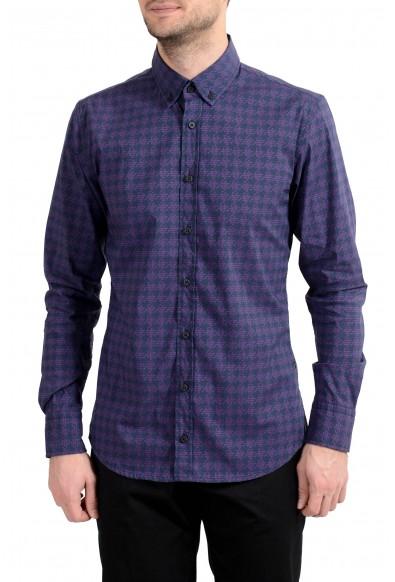 "Hugo Boss ""Mabsoot"" Men's Slim Long Sleeve Casual Shirt"