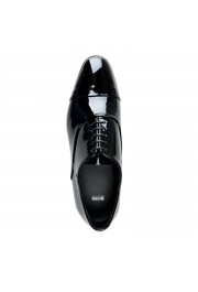 "Hugo Boss Men's ""Portland_Oxfr_pactns"" Black Patent Leather Oxfords Shoes: Picture 3"