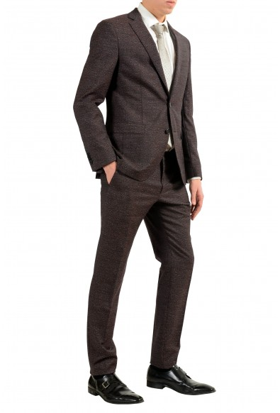 """Hugo Boss """"Reyno2/Wave1"""" Men's 100% Wool Two Button Suit: Picture 2"""