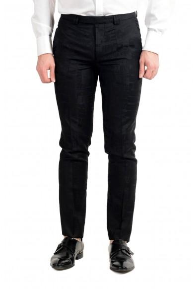 "Hugo Boss ""Art/Hesten182"" Men's 100% Wool Extra Slim Two Button Suit: Picture 2"
