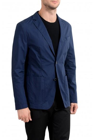 "Hugo Boss ""Nilai-W"" Men's Blue Two Button Blazer Sport Coat: Picture 2"
