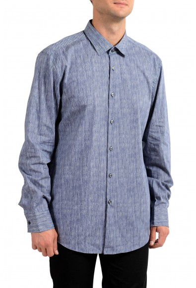 "Hugo Boss Men's ""Jenno"" Slim Fit Long Sleeve Dress Shirt"