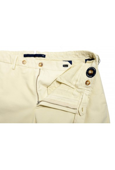 """Slowear Incotex """"Skin Fit"""" Men's Off White Casual Pants: Picture 2"""