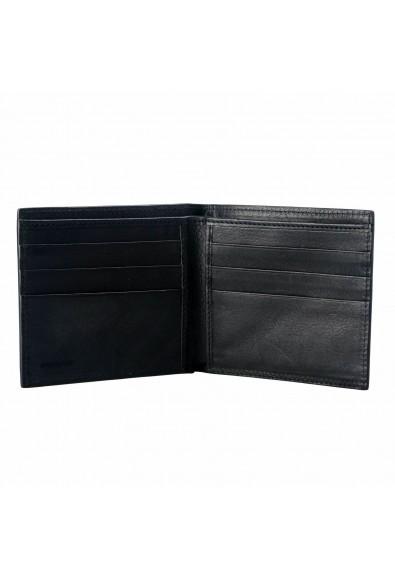 Belstaff London 100% Leather Men's Black Bifold Wallet: Picture 2