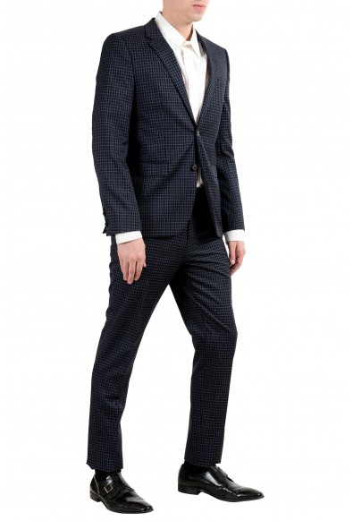 """Hugo Boss """"Astian/Hets"""" Men's Wool Plaid Two Button Suit: Picture 2"""