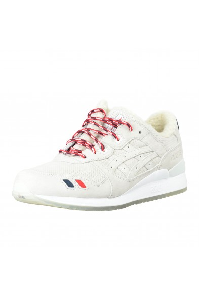 KithX MonclerXAsics Gel-Lyte III Suede Leather Fashion Sneakers Shoes