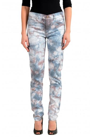Versace Jeans Multi-Color Women's Slim Fit Jeans