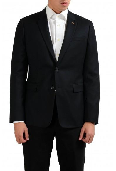 Christian Dior Men's Black Wool Cashmere Blazer Sport Coat