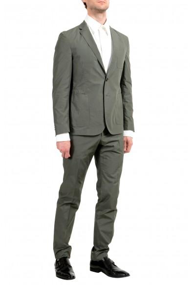 "Hugo Boss ""Nastven/Barns-T"" Men's Gray Two Button Suit: Picture 2"