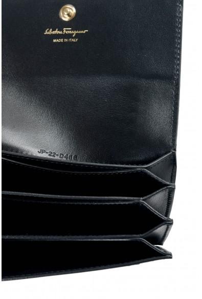 Salvatore Ferragamo Women's Snake Skin & Leather Wallet: Picture 2