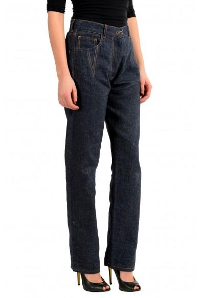 Maison Margiela 1 Linen Denim Women's Casual Pants : Picture 2