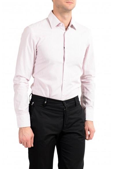 "Hugo Boss Men's ""Jack"" Slim Fit Striped Long Sleeve Dress Shirt : Picture 2"