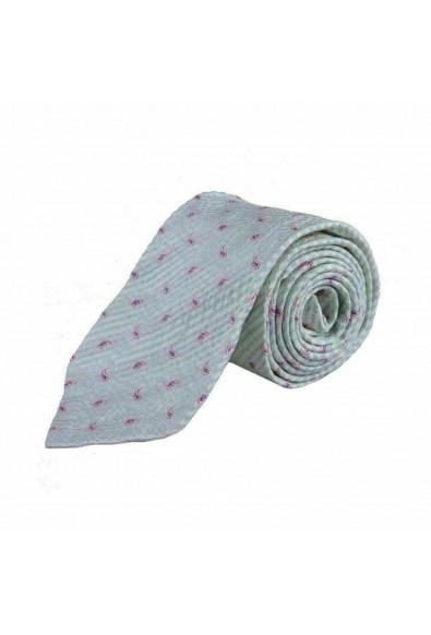 Holliday & Brown 100% Silk Hand Made Multi-Color Neckwear Tie Cravat