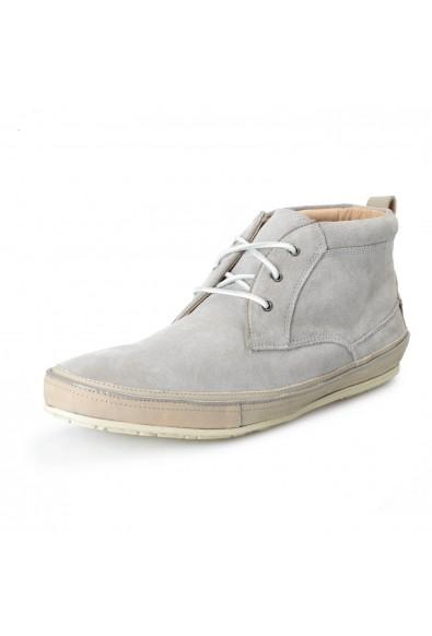 "John Varvatos Star USA ""Redding Chukka"" Leather Ankle Boots Shoes"