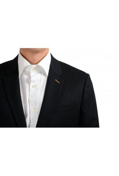 Christian Dior Men's Black Wool Cashmere Blazer Sport Coat: Picture 2