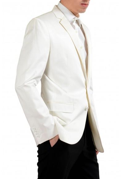 "Dolce & Gabbana ""Martini"" Men's Silk White Blazer Sport Coat: Picture 2"