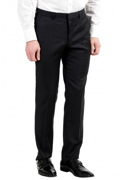 """Hugo Boss """"C-Hillmen/C-GordanA"""" Men's Wool Black Two Button Suit: Picture 2"""