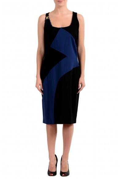 Versace Collection Women's Sleeveless Stretch Sheath Dress