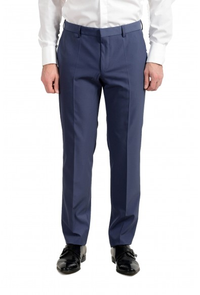 """Hugo Boss """"Namil1/Ben2"""" Men's Slim Double Breasted Blue Suit: Picture 2"""