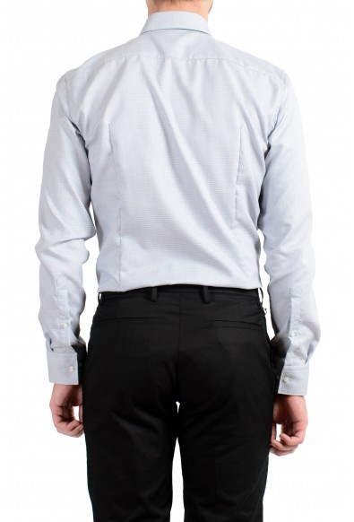 "Hugo Boss ""Kason"" Men's Slim Fit Blue Long Sleeve Dress Shirt : Picture 2"