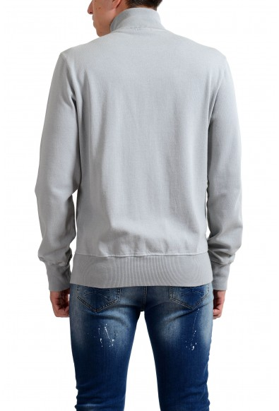 Exte Men's Gray Full Zip Long Sleeve Track Jacket : Picture 2