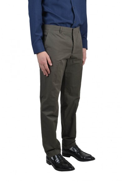 Prada Men's Gray Dress Pants: Picture 2