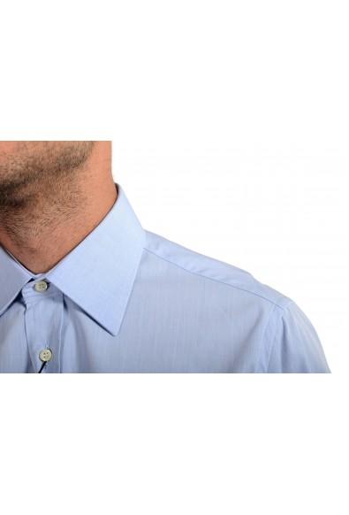 Dolce&Gabbana Men's Blue Long Sleeve Dress Shirt: Picture 2