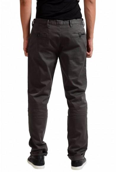 Prada Men's Dark Gray Casual Pants : Picture 2
