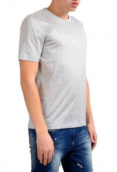 Malo Men's Striped Crewneck Short Sleeve T-Shirt : Picture 2