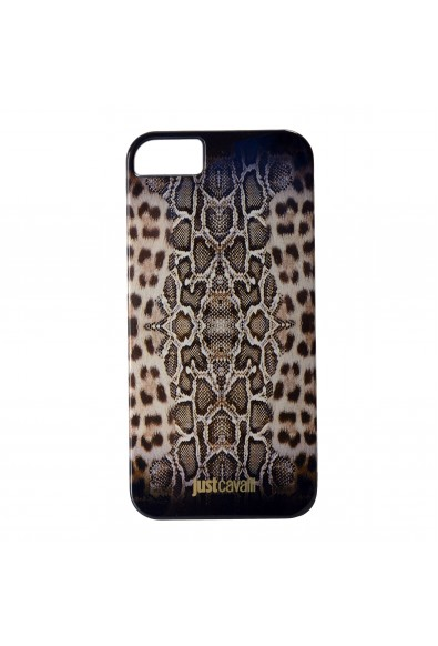 """Just Cavalli Multi-Color """"Leo Python"""" Anti-Shock Cover For IPhone 5/5S"""