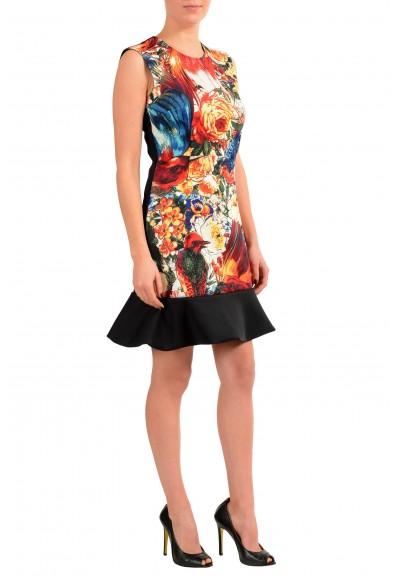 Just Cavalli Multi-Color Sleeveless Women's Sheath Dress: Picture 2