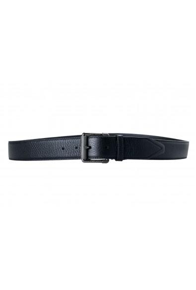 Belstaff Black 100% Leather Men's Belt : Picture 2
