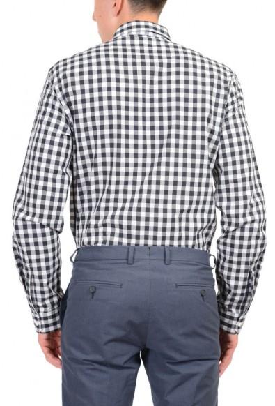 Prada Men's Multi-Color Dress Shirt: Picture 2