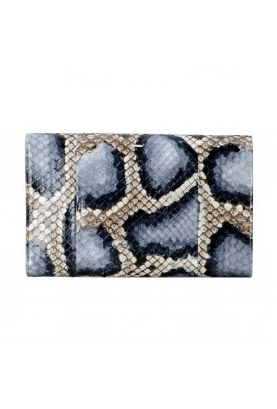 "Maison Martin Margiela ""1"" Women's Python Skin Leather Wallet Clutch: Picture 2"