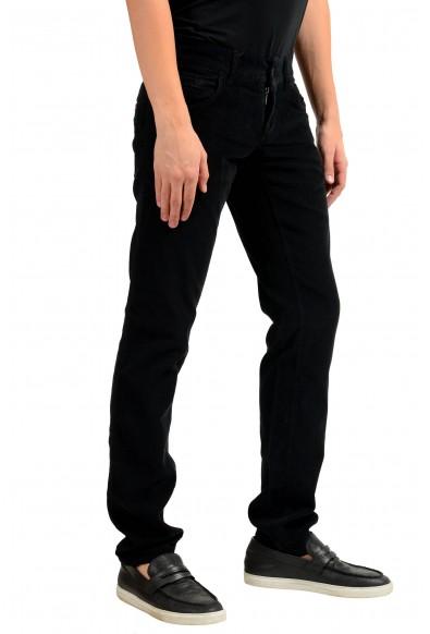 Dolce & Gabbana Men's Black Corduroy Casual Pants : Picture 2