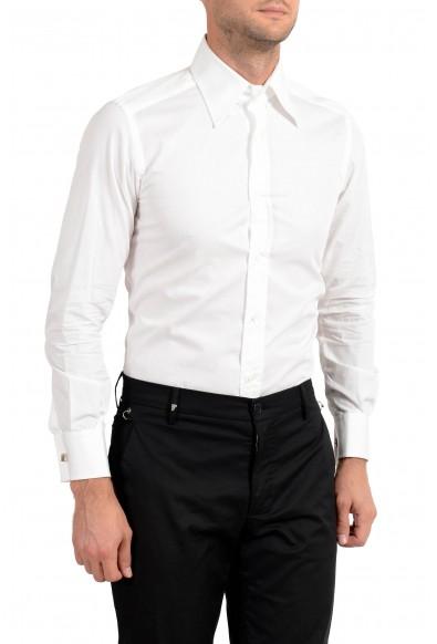 Dolce&Gabbana Men's White Long Sleeve Dress Shirt : Picture 2