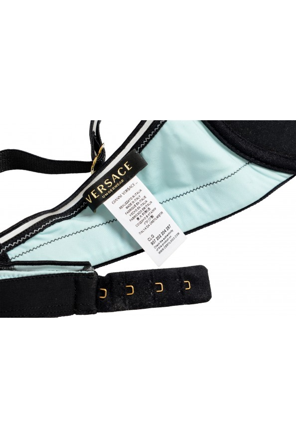 Versace Women's Light Blue Padded Bra: Picture 7