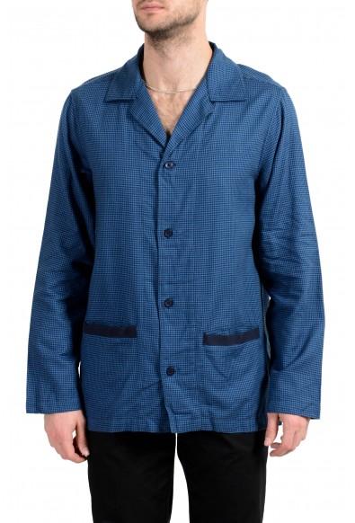 "Hugo Boss ""Pyjama5"" Men's Long Sleeve Night Shirt"