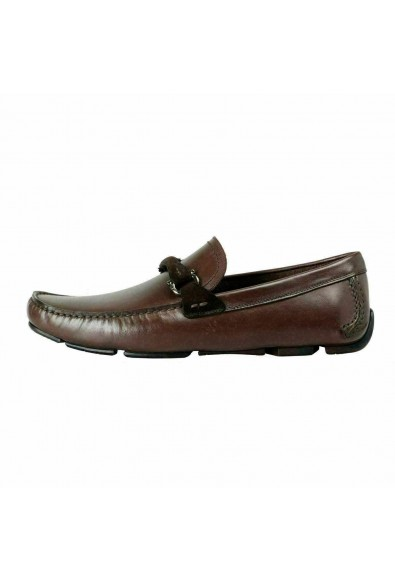 Salvatore Ferragamo Men's GRANPRIX Driving Moccasins Shoes: Picture 2