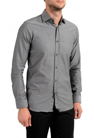 "Hugo Boss Men's ""EndersonX"" Modern Fit Long Sleeve Dress Shirt"