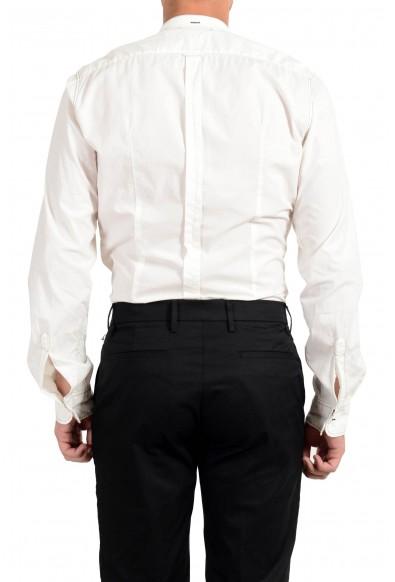 "Dolce&Gabbana ""Gold"" Men's White Long Sleeve Dress Shirt: Picture 2"