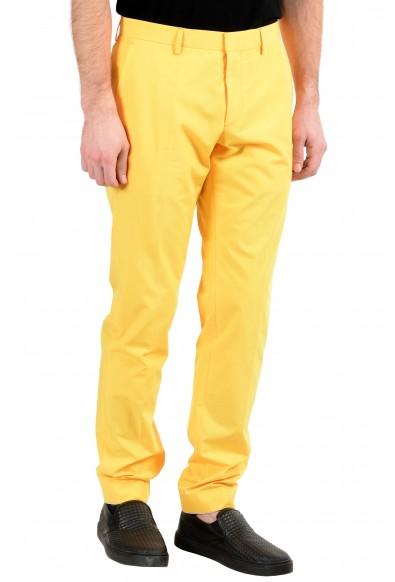 """Hugo Boss """"Genesis4"""" Men's Yellow Casual Pants: Picture 2"""