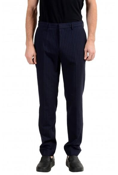 """Hugo Boss """"Helford/Gander3"""" Men's 100% Wool Slim Casual Pants"""