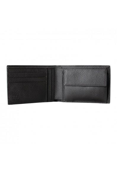 Gucci 100% Leather Dark Brown Men's Bifold Wallet: Picture 2